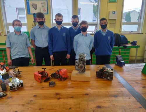 LCA1 students Start New Engineering Course